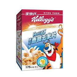 家樂氏東尼香甜玉米片175g【愛買】