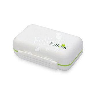 【Fullicon護立康】6格防潮保健藥盒/隨身盒/收納盒 DP001