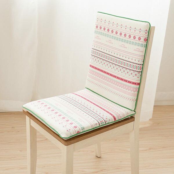 田園風波西米亞居家坐墊辦公室學生椅墊餐椅墊