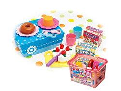 日本 Toyroyal 樂雅 切切樂系列-購物籃切切樂-甜點組 5656【淘氣寶寶】