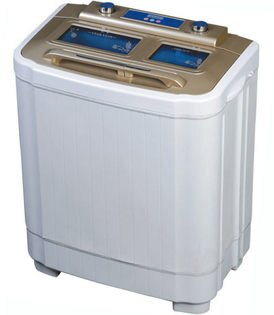 免運費 [晶華] 4.8KG電腦全自動雙槽洗滌機/洗衣機 ZW-48SA