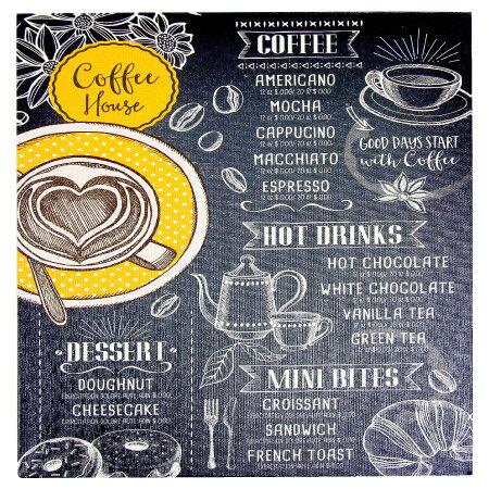 布質壁畫 COFFEE XC160370