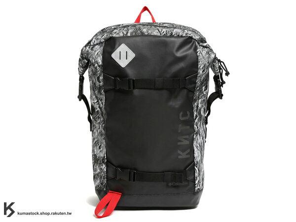 少量到貨 2017 S/S Kinetics x 哥倫比亞 Columbia Third Bluff Special Backpack 機能後背包 3M 反光豬鼻 Moon 月球 (PU2086-039) !