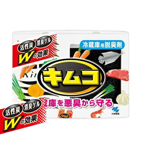 日本 小林製藥 冷藏庫除臭劑 113g 活性炭 冰箱除臭 消臭劑 脫臭 金克臭炭 Kimco【N201226】