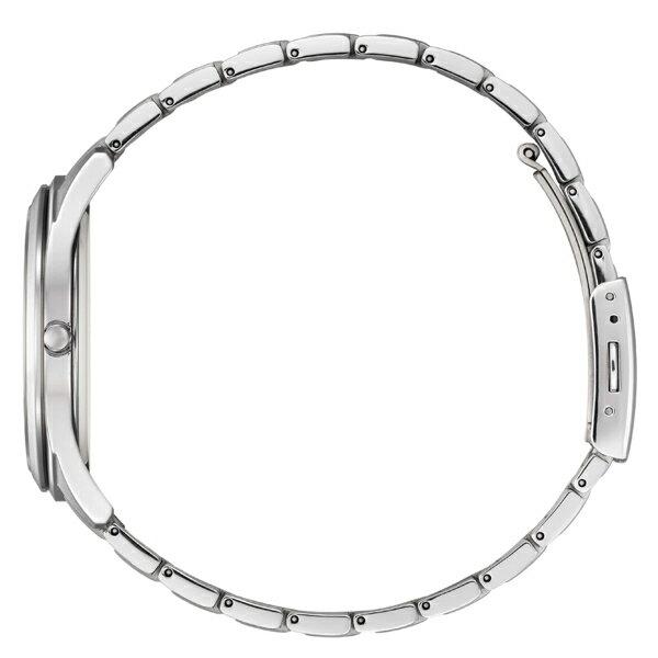 CITIZEN 星辰 錶低斂紋飾光動能手錶 BJ6520-82L 藍