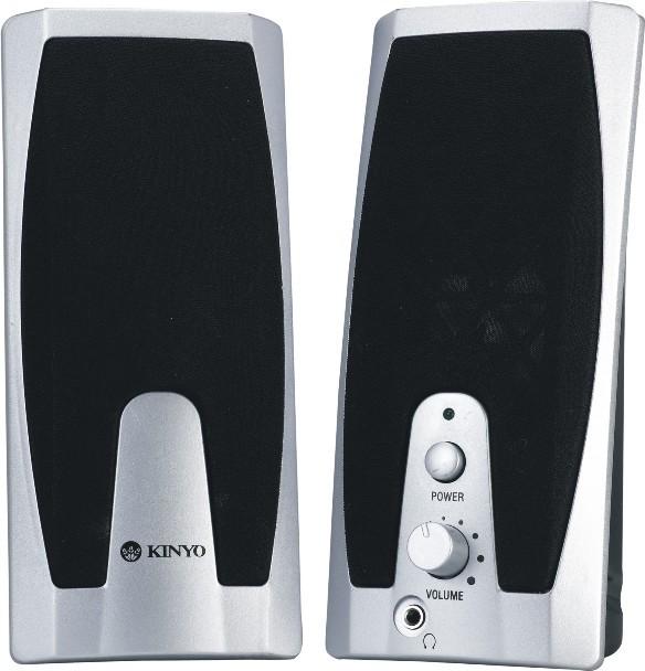 KINYO US-192 USB 時尚外型設計 多媒體喇叭 多媒體擴大音箱 MP3 隨身聽 電腦 手機 平板 音箱 體積小巧 不佔空間