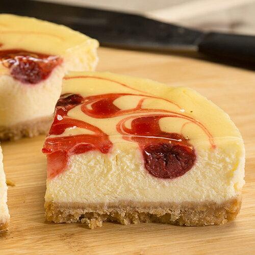 木匠手作★櫻桃中乳酪蛋糕★▶全館消費滿499免運 1