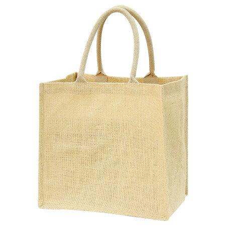 環保購物袋 蝶古巴特最佳選擇 麻製購物袋 TW15 NITORI宜得利家居 0