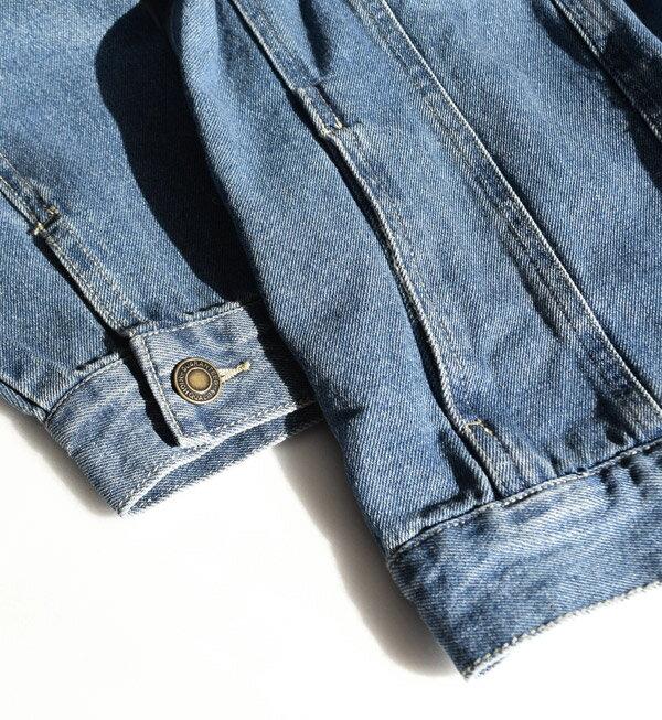 e-zakkamania / 率性牛仔外套 / 32617-1801243。2色。(4902)日本必買代購 / 日本樂天 7