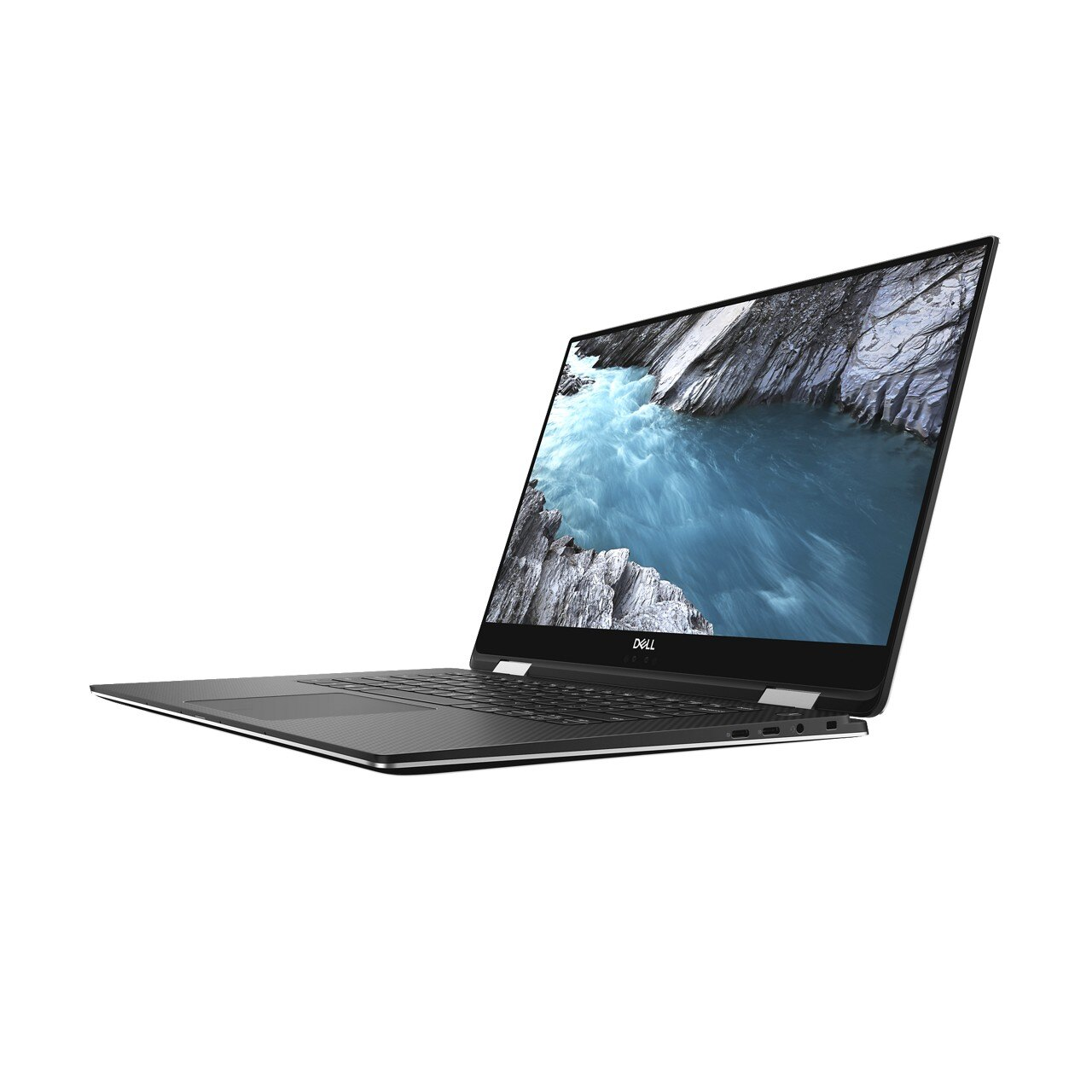 Dell XPS 15 2-in-1- 8th Gen i7- Radeon RX Vega M GL- 256GB SSD- 8GB RAM-  Win 10
