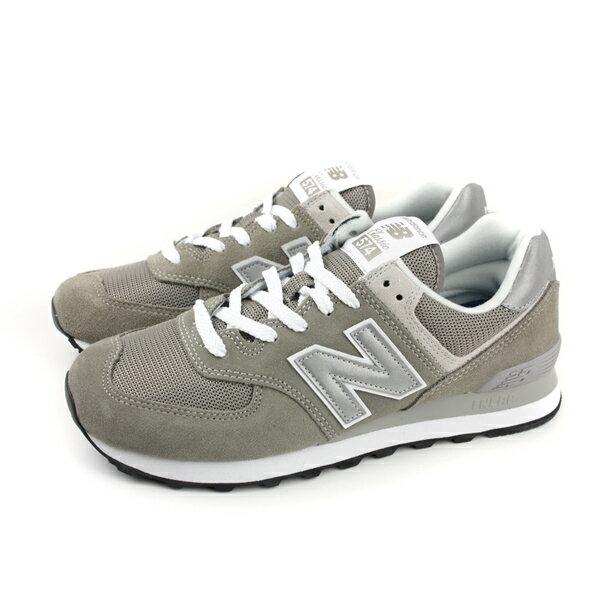 NEWBALANCE574系列運動鞋跑鞋灰色男鞋ML574EGG-Dno399