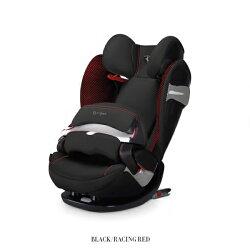德國【Cybex】PALLAS S-FIX汽車安全座椅-法拉利款(黑)(9月~12歲)