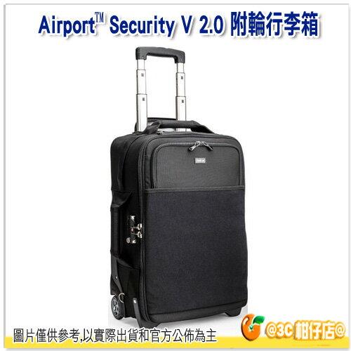 ThinkTank 創意坦克 Airport Security? V 2.0 滾輪行李箱 AS571 公司貨