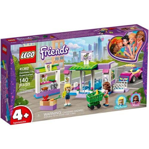 樂高LEGO 41362 Friends 姊妹淘系列 -  心湖城超級市場 - 限時優惠好康折扣