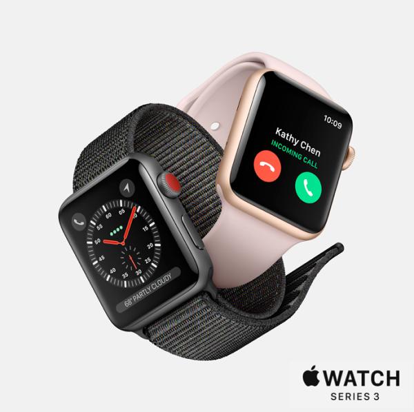 【分期零利率】AppleWatchSeries342mm鋁合金錶殼搭配運動錶帶台灣公司貨
