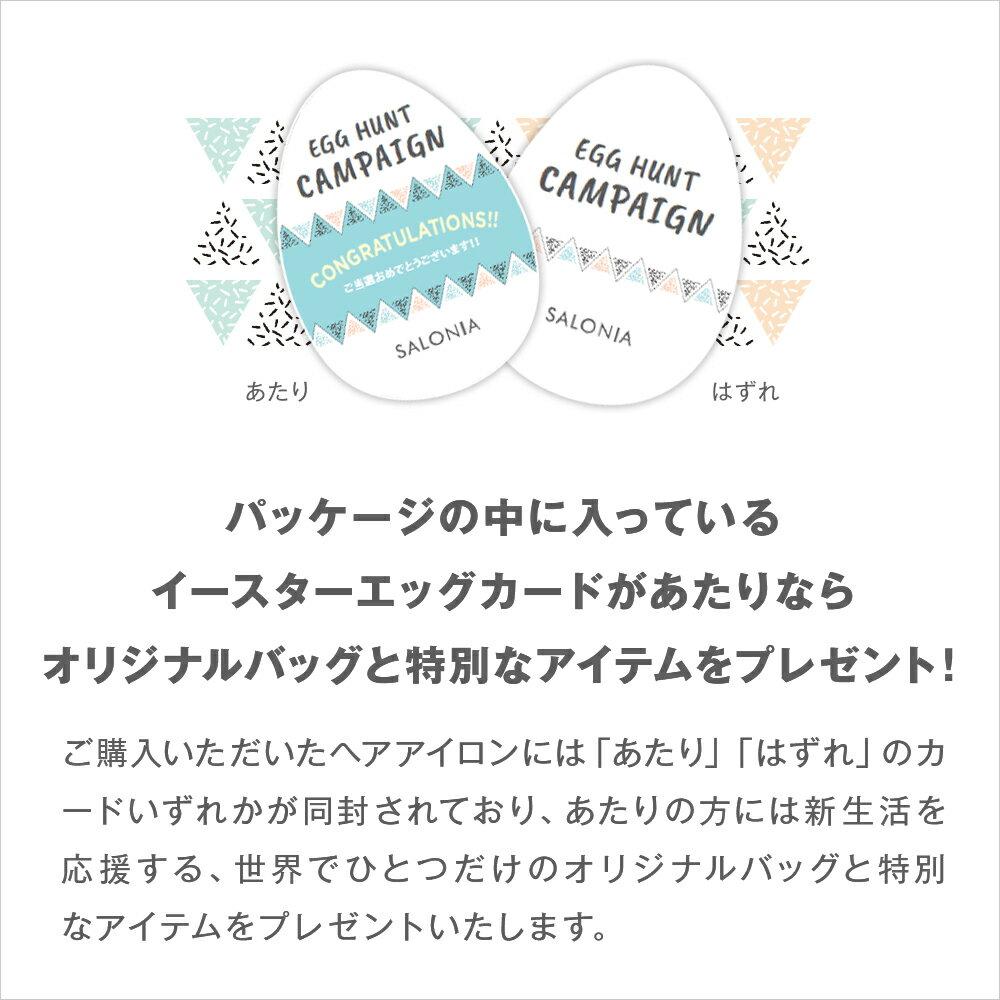 日本SALONIA / main-sl-004S / 雙負離子離子平板夾 / 國際電壓-日本必買  / 日本樂天代購 (3218*0.5) 9