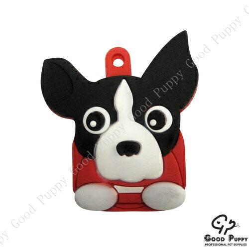 加拿大 狗狗寵物鑰匙套~波士頓92852 Boston Terrier^~ 吊飾 鑰匙套