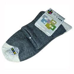 竹炭1/2休閒襪(MG2420) 22-26cm 隨機