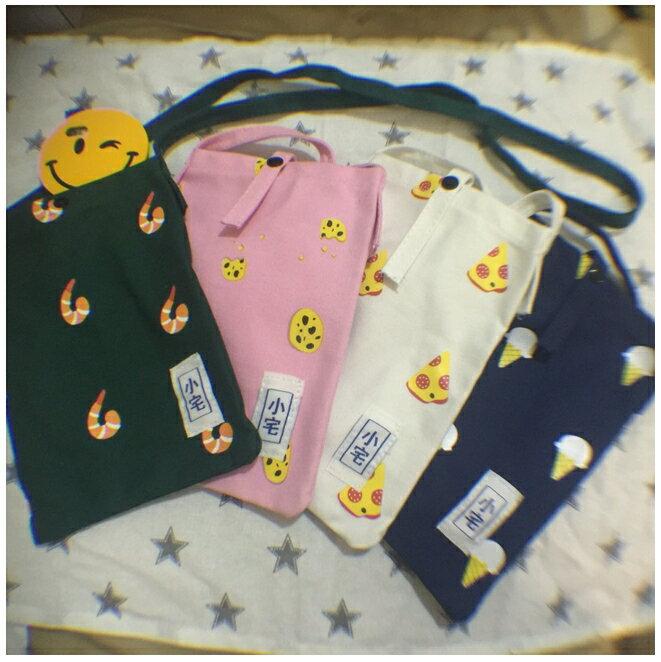 【NaYi】 韓國復古肩背包 肩背袋 手機袋 手機包 側背包 帆布包 小宅包 包包 後背包 購物袋 化妝包 4