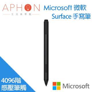 【Aphon生活美學館】Microsoft 微軟 Surface 手寫筆 (黑)