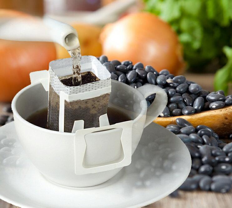 【獨家烘製】濾掛式黑豆咖啡10入