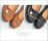 格子舖*【ADN636】MT台灣製 OL穿搭必備 流行金屬鈕釦拉鍊 舒適圓頭平底鞋 娃娃鞋 3色 2