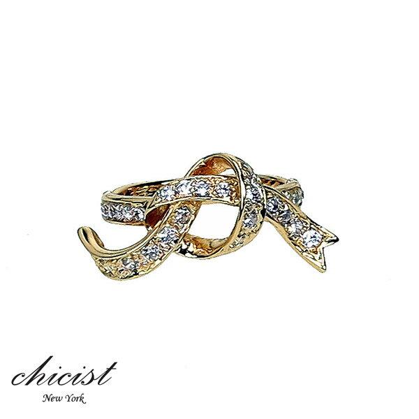 chicist 完美情結戒指