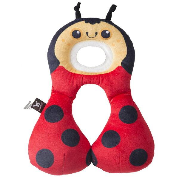 【麗嬰房】benbat1-4歲寶寶旅遊頸枕-瓢蟲