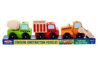 積木玩具推薦到美國瑪莉莎 Melissa & Doug 交通工具 - 貨運火車組就在寶貝樂園婦嬰用品店推薦積木玩具