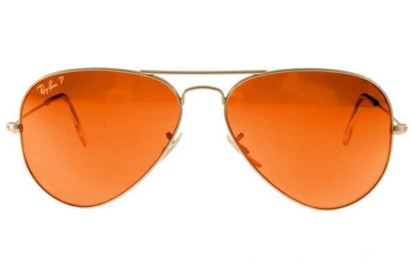 Ray Ban 雷朋 水銀鍍膜 霧金 太陽眼鏡 RB3025 4