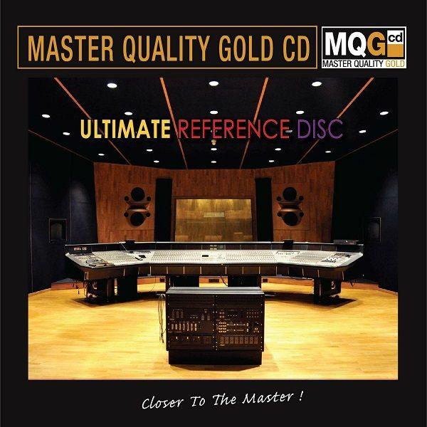 停看聽音響唱片】【MQGCD】Ultimate Reference Disc - 限時優惠好康折扣