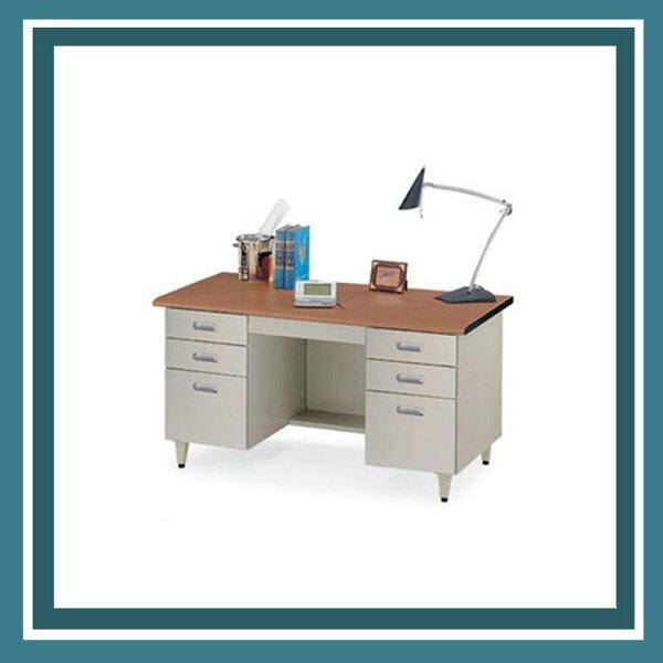『商款熱銷款』【辦公家具】UD-147H櫸木紋U型電腦桌辦公桌書桌桌子