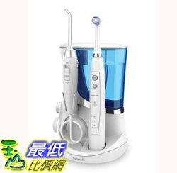 [促銷到 3/21日] Waterpik WP-840 白色 電動沖牙機+電動牙刷組 Complete Care 5.5 Flosser_U62