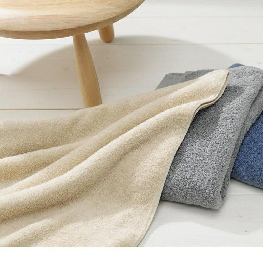 毛巾純棉浴巾日繫方巾超薄簡約
