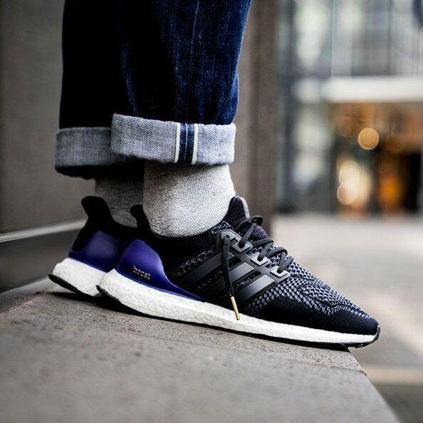 IMPACT Adidas Ultra Boost OG 1.0 黑紫初