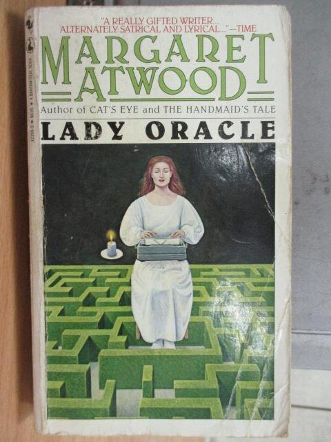~書寶 書T1/原文小說_JPD~Lady Oracle_Margaret Atwood