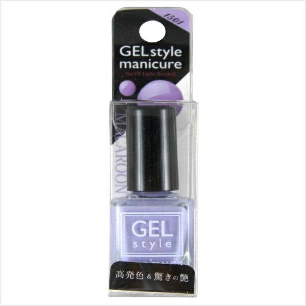 【日本Lucky】Gelstyle光感指甲油#漾紫心情