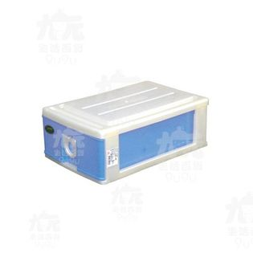 【九元生活百貨】聯府LA301小連環一層櫃置物收納