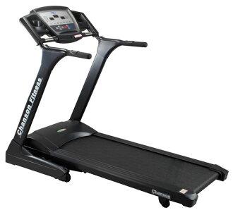 【1313健康館】Chanson 強生牌黑炫風家用電動跑步機CS-6618【加碼送 強生磁控健身車】