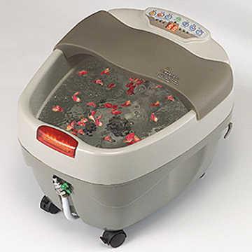旗艦型SPA臭氧加熱泡腳機