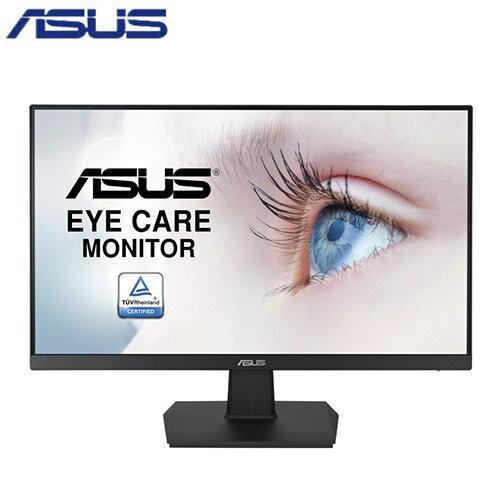 ASUS 24型IPS護眼螢幕VA24EHE【愛買】