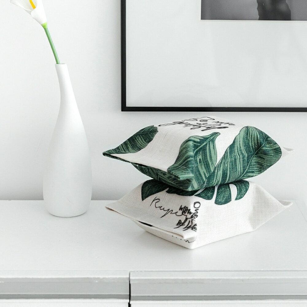 ✤宜家✤時尚可愛面紙套 創意抽取紙巾盒37