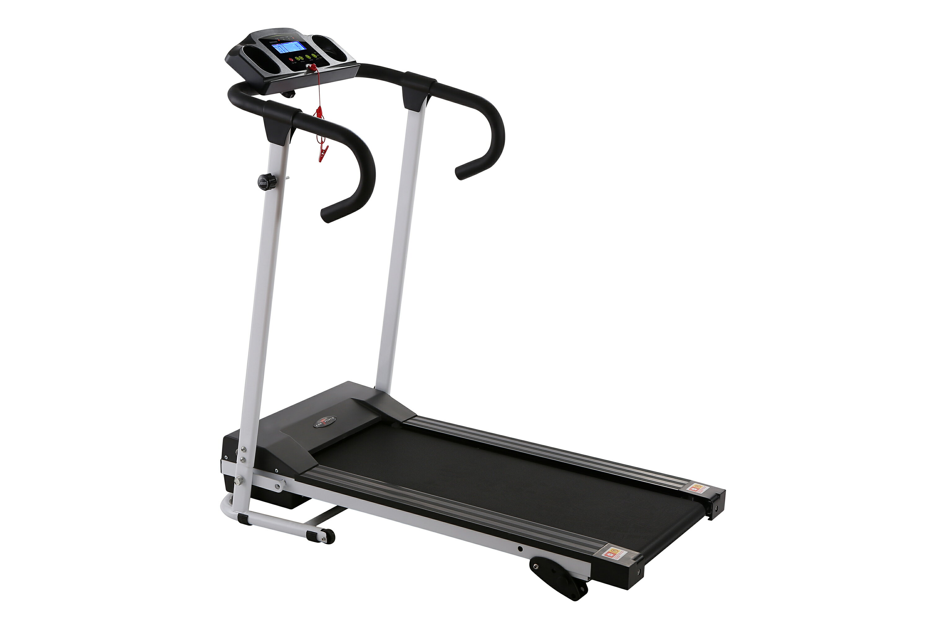 ExacMe 500W Folding Electric Motorized Treadmill Running Jogging Gym Power Machine 0108 0