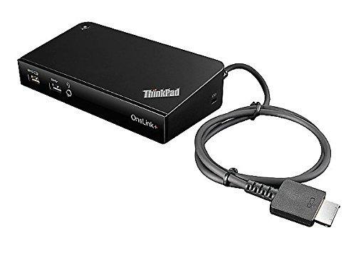 BuyVPC: Lenovo ThinkPad Onelink+ Dock - for Notebook - USB 3 0 - 6 x