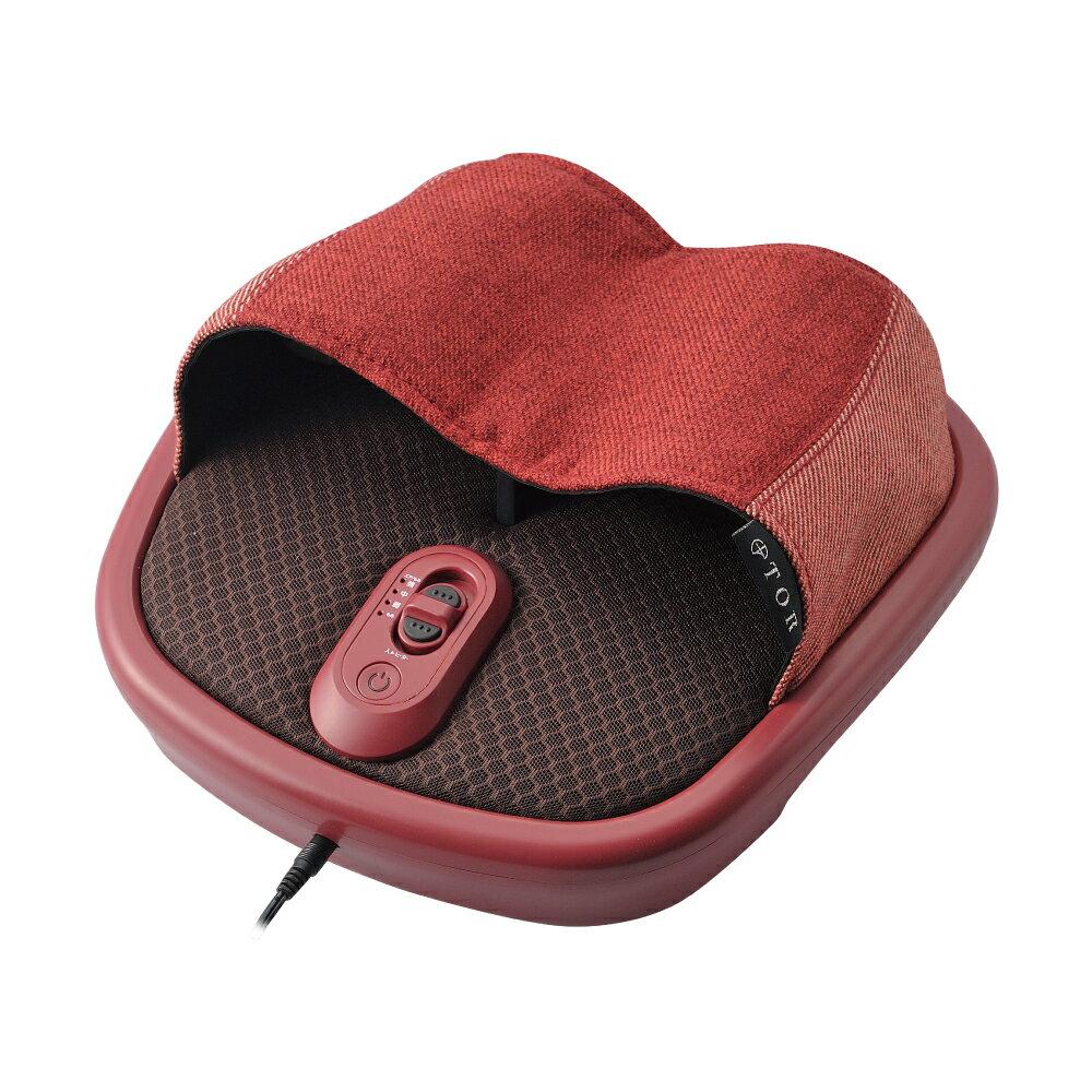 TOR溫熱足部腳底按摩器(紅色)172RD 1