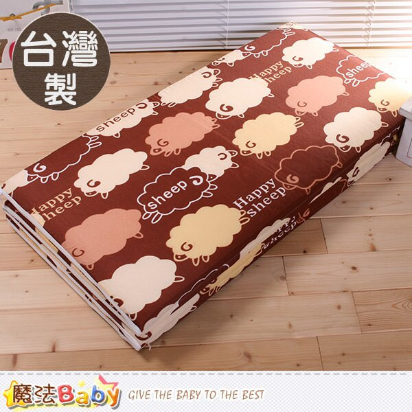 台灣製單人3x6尺4折透氣床墊 魔法Baby~u2108