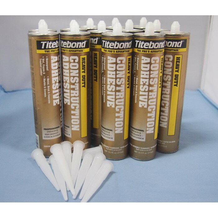 《五金House》美國原裝 Titebond 太棒膠 萬用膠 免釘膠 現貨供應 特價供應中 最新非庫存