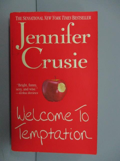 ~書寶 書T8/原文小說_NMX~Welcome to Temptation_Jemmif