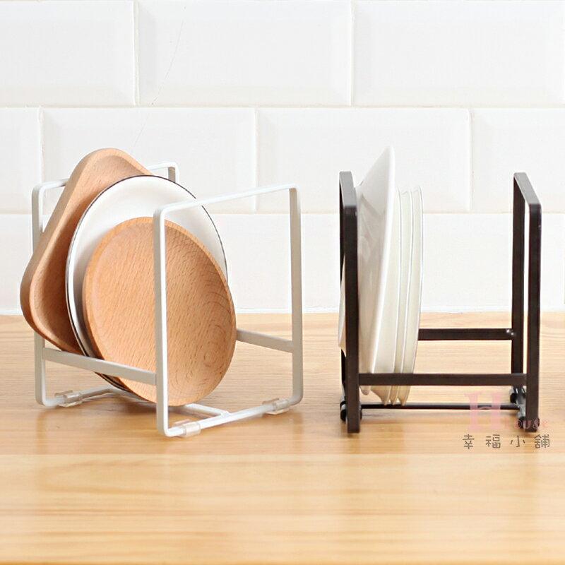 北歐風 廚房 流理臺面 盤子架 碗盤架 架子 置物架 盤架 瀝水架 盤子收納架 廚房置物架收納架 廚房瀝水架 幸福小舖