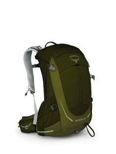├登山樂┤美國OspreySTRATOS24透氣網架登山旅行背包四色可選#10000809-12